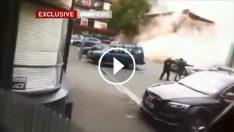 Şili'deki 8.3'lük Deprem Güvenlik Kameralarına Böyle Yansıdı