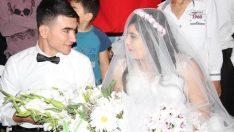 Düğününe Yetişemeyen O Damat Geline Kavuştu