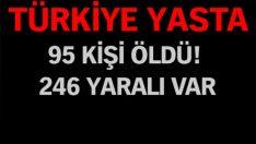 Ankara Patlamasında Yaşanan Son Dakika Haberleri