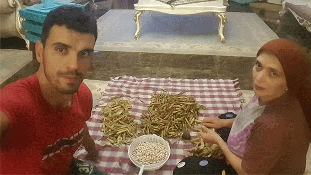 Kenan Sofuoğlu'ndan barbunyalı selfie