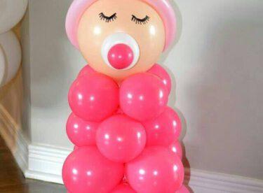 Evimizi İş Yerimizi Balonlarla Süsleyelim