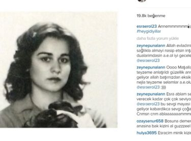 Esra Erol Instagram Hesabından Paylaştığı Fotoğraf İle, Sevenlerini Duygulandırdı