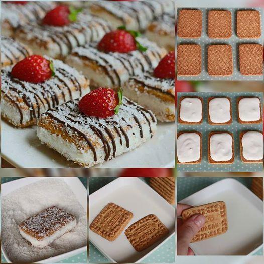 Pratik Porsiyonluk Pasta Yapılışı