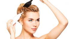 Evde Saçınızı Boyarken Bunlara Dikkat Edin!