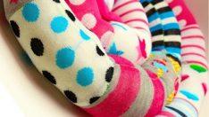 Çoraplardan Minder Yapımı
