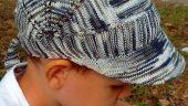 Örgü Çocuk Şapkası Tarifi Resimli Aşamalı
