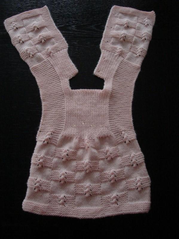 Tek Parça Kız Bebek Yeleği (5)