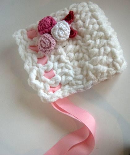 Yeni doğan şapkası (1)
