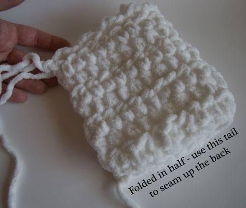 Yeni doğan şapkası (3)