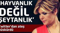 Bağdat Caddesi'ndeki tecavüz Gülben Ergen'i isyan ettirdi