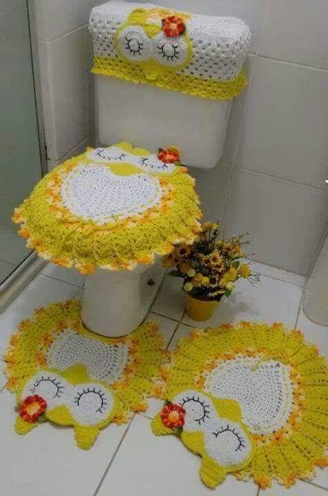 Вязание для ванны