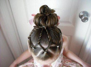 Çocukken Keşke Annem Benim de Saçlarımı Böyle Örseydi Diyeceğiniz Saç Modelleri