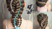 Kız Çocukları İçin En Güzel Saç Modelleri