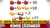 Meyve Bulmacası Cevabı