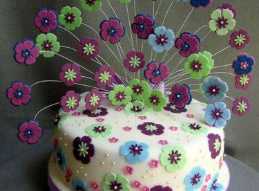 Harika Süslü Pastalar