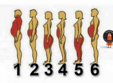 Hangi bölgenizden kilo alıyorsanız, sebebi bu işte !