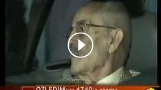 Bülent Ersoy'un Babası İlk Kez Görüntülendi Muhabirler Çok Büyük Saygısızlık Yaptı