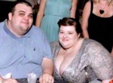 27 Yaşındaki Justin ve eşi 26 yaşındaki Lauren birlikte 238 kilo verdi