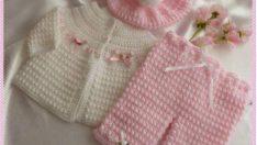 Örgü Bebek Giysileri