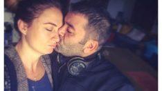 Bülent Şakrak'tan Ceyda Düvenci'ye veda öpücüğü