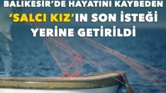 'Salcı Kız'ın cenazesi kabristana denizin üzerinden götürüldü. Yürek burkan bir hayat hikayesi