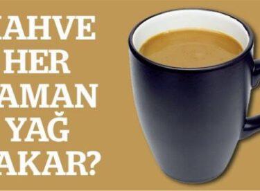 Hızlı Yag Yakan Kahve İle Kilo Verin