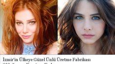 İzmir'in Ülkeye Güzel Ünlü Üretme Fabrikası Olduğunun Kanıtı 19 Kadın