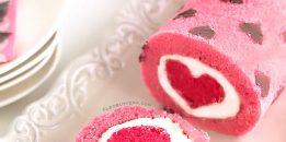 Kalpli Kek Rulo Tarifi (Resimli Anlatım)