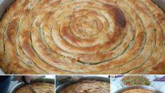 Boşnak Böreği Nasıl Yapılır