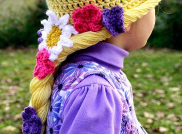 Örgü Bebek ve Çocuk Şapkaları
