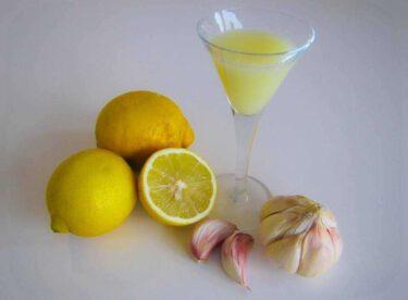 Yüzde yüz kanıtlanmış limon ve sarımsak mucizesi!