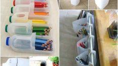 Evde Kullanmadığınız Plastikleri Sakın Atmayın Bakın Neler Yapacağız Onlarla