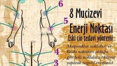 MUTLAKA DENEYİN 8 Mucizevi Enerji Noktası