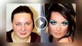 ŞOK Olacaksınız! 40 Kadının Makyaj Öncesi Ve Sonrası Görünümü