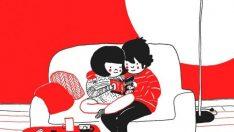 Gerçek Aşkı Anlatan 14 Güzel An