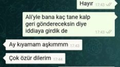 Gülmekten koparan Whatsapp sohbetleri!