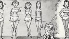Türkiye erkeğinin gözünden makbul kadın modeli