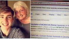 Google kibarca arama yapan büyükanneye teşekkür etti