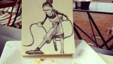 Zeka Kokan Çizimler