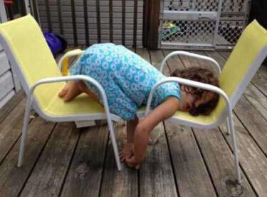 Uykuda sınır tanımayan çocuklar