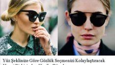 Yüz Şeklinize Göre Gözlük Seçmenizi Kolaylaştıracak Hepsi Birbirinden Harika Tüyolar