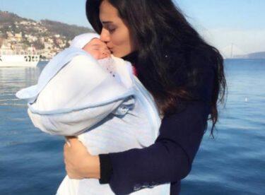 Nur Bozar Ekranların en hırslı yarışmacısıydı, şimdi bebeğini büyütüyor