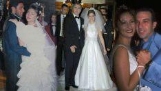 Evlendikten sonra düşüşe geçen ünlüler