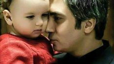 Necati Şaşmaz'ın oğlu kocaman oldu