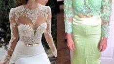 Beğendiği elbiseyi internetten satın alan 12 şanssız kadın