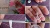 İğne Oyası Yelpaze Çiçeği Tarifi Resimli Anlatım