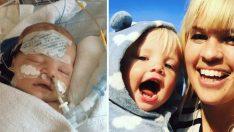 Doktorlar Bebeğinin Sadece Üşüttüğünü Söylediler – İçgüdülerine Güvenen Anne Bebeğinin Hayatını Kurtardı