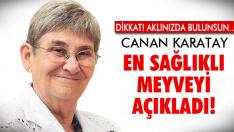 """Canan Karatay: """"Bu Besin O kadar Faydalı ki Anne Sütüyle Aynı.."""""""