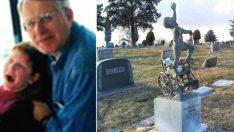 10 Yaşında Ölen Oğlu İçin Yaptırdığı Mezar Taşını Milyonlar Ziyaret Ediyor
