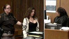 İçkili Araç Kullanıp Birini Öldüren Kızının Mahkemesinde Durmadan Gülen Anneye Hâkime Bakın Ne Ceza Verdi